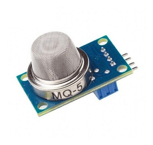 Fuente Para Protoboard 5v 3.3v + Modulo Detector Sensor Mq4