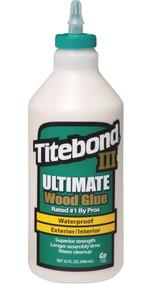 Titebond 3 Cola P/ Madeira Ultimate 1kg