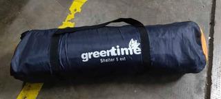 Carpa Greentime Shelter 5ext Para 5 Personas