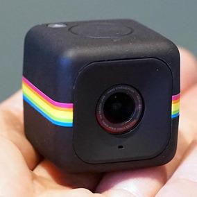 Polaroid Cube + Cartão De Memória De 8gb!