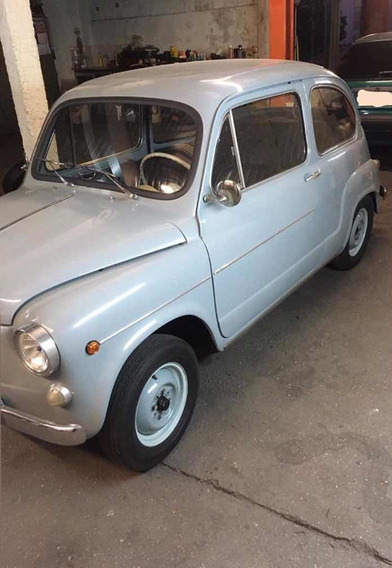 Fiat 600 D Unico