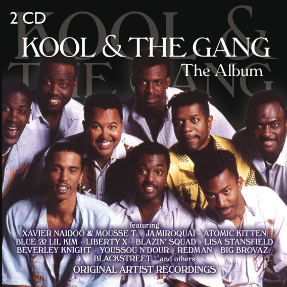 Kool And The Gang - The Album 2cd
