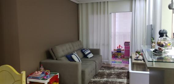 Apartamento No Condomínio Reserva Do Alto Em Barueri