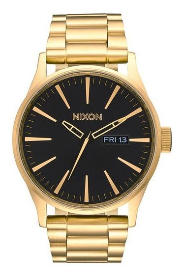 Reloj Nixon Sentry Caballero Nuevo Envio Gratis