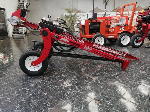 Perforadora Wagon Drill De Alto Torque Para Mineria