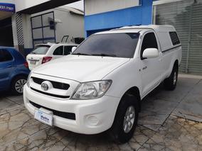 Toyota Hilux 2.5 Cab. Simples 4x2 2p 2009