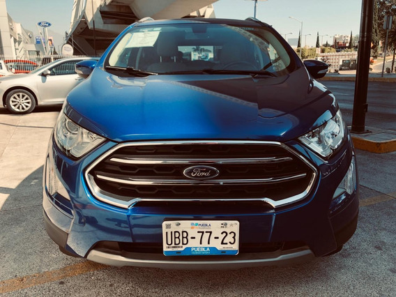 Ford Ecosport Titanium Aut 2018