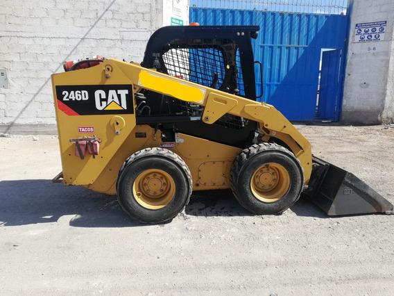 Minicargador Cat246d Con Picoton