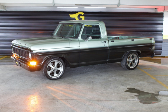 1986 Ford F100