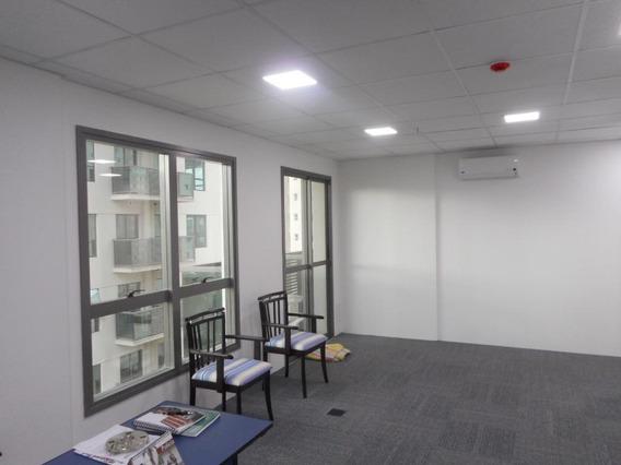 Sala Comercial À Venda, Bairro Jardim, Santo André. - Sa0017