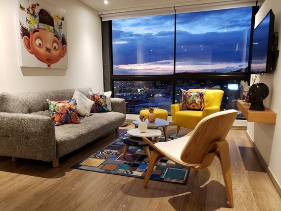 Apartamento En Arriendo Puente Largo, Bogota 1 Habitacion