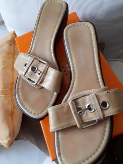 Sandalias Color Beige N 38