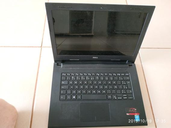 Notebook Inspiron I14-3442-a10 Com Intel Core 4 I3