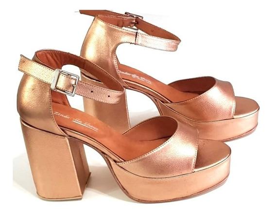Sandalias Fiesta Números41 42 43 44 Zinderella Shoes Cod95