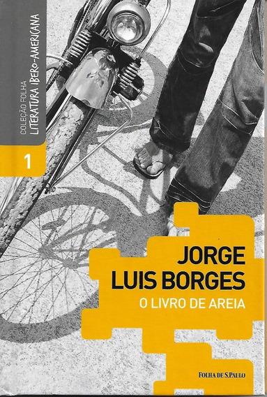 Livro O Livro De Areia Jorge Luis Borges