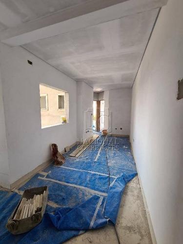 Cobertura Com 2 Dormitórios À Venda, 100 M² Por R$ 360.000,00 - Vila Alto De Santo André - Santo André/sp - Co4270