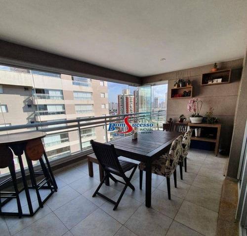 Imagem 1 de 30 de Apartamento Com 3 Dormitórios À Venda, 125 M² Por R$ 1.200.000 - Mooca - São Paulo/sp - Ap3174