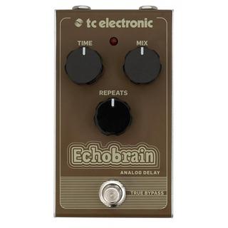 Pedal Tc Electronic Echobrain Delay Cuotas