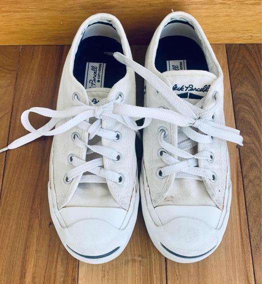 Zapatillas Converse Jack Purcell Blancas Ropa y Accesorios