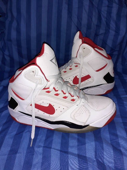 Zapatillas Nike Flight Air Lite High 1991 - 2011 Vintage