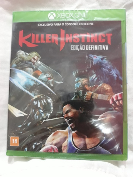 Killer Instinct Edicao Definitiva Xbox One