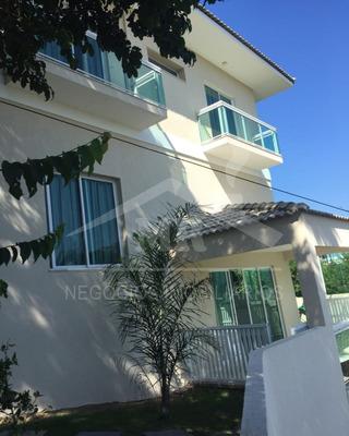 Casa Duplex Na Rua Pedro Tavares Dias Pessoa - Ca00169 - 33407109