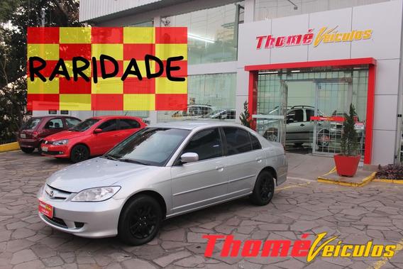 Honda Civic 1.7 Lx 16v Gasolina 4p Manual
