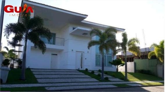Para Vender Hoje - Linda Casa No Alphaville Fortaleza - 1289