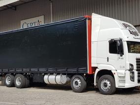 Vw 19-320 Bitruck - 2012 - Completo