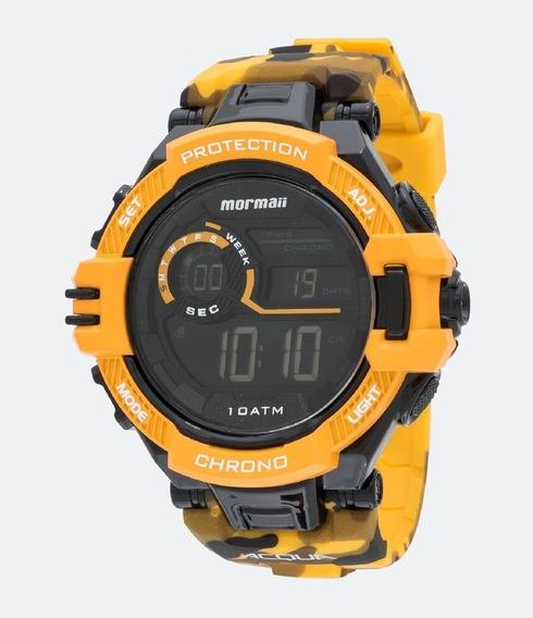 Relógio Mormaii Masculino Digital Camuflado Mo1134/8l