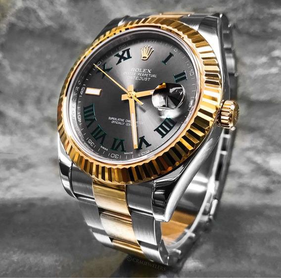Rolex Datejust 2 Aço E Ouro