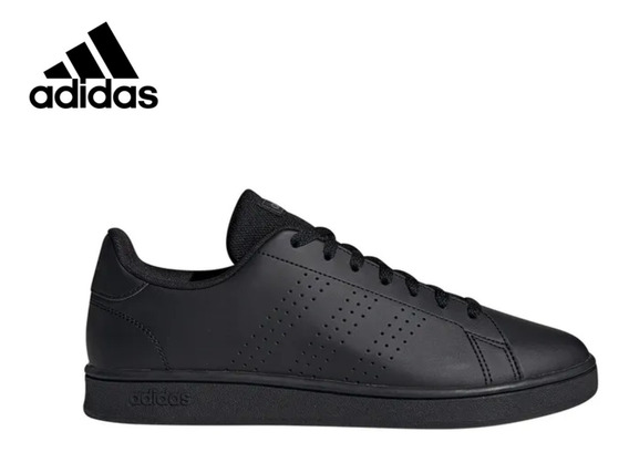 Tenis adidas Advantadge Base Originales, Negro, Ee7693