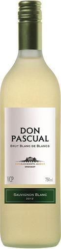 Vino Don Pascual Brut Blanc De Blancs 750 Ml