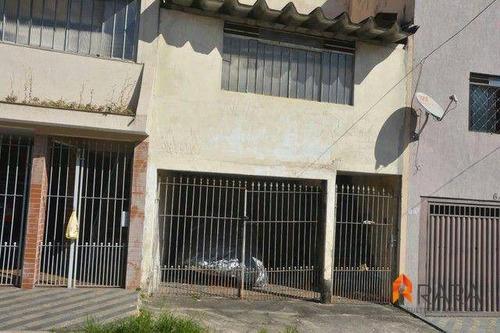 Imagem 1 de 5 de Sobrado À Venda, 119 M² Por R$ 425.000,00 - Vila Baeta Neves - São Bernardo Do Campo/sp - So0089
