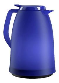Emsa Garrafa Térmica De 1 Litro Quick Tip Mambo Emsa Azul