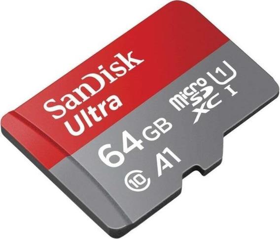 Cartao Sandisk Micro 64gb Sd Gopro Hero4 Hero5 Black Friday