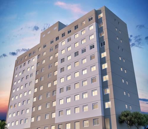 Imagem 1 de 11 de Apartamento Residencial Para Venda, Jardim Cidália, São Paulo - Ap9442. - Ap9442-inc