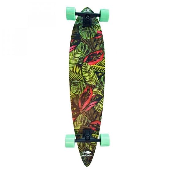 Skate Longboard Mormaii Folhas Ff