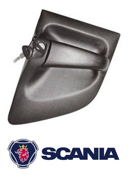 Macaneta Porta Preta C/ Miolo Direito Scania 94/114/124/164