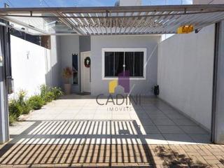 Casa À Venda - Angra Dos Reis - Cascavel/pr - Ca0265
