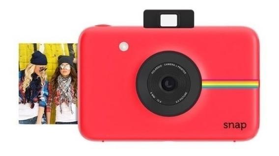 Câmera Digital Instantânea Polaroid Snap - Lacrado