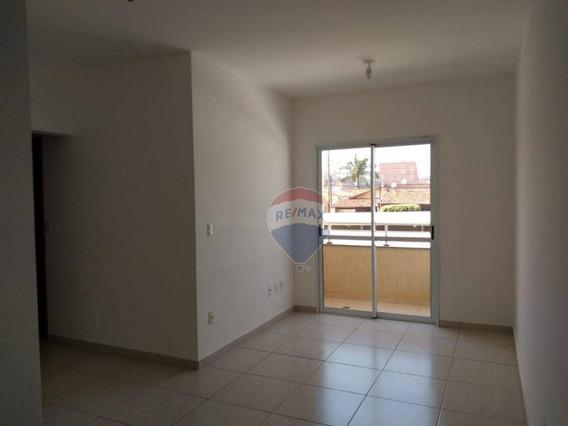 Apartamento De 2 Dormitórios No Condomínio Residencial Terra Brasil Em Nova Odessa. - Ap0175