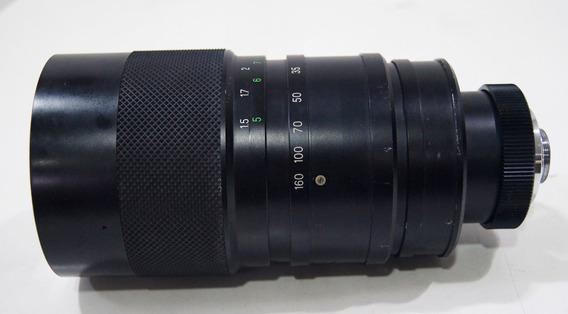 Lente Fotográfica Vicom Mctv 16mm-160mm