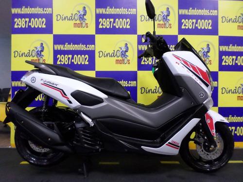 Yamaha Nmax Faixas Racing