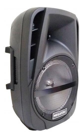 Bafle Amplificado 8 Pulgadas Bocina Luces Led Tws Karaoke /e