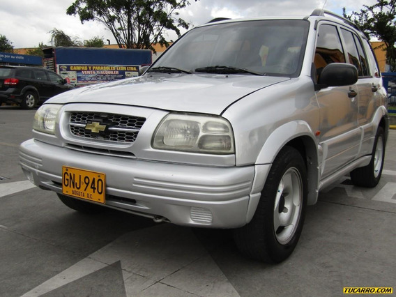 Chevrolet Grand Vitara Full Equipo