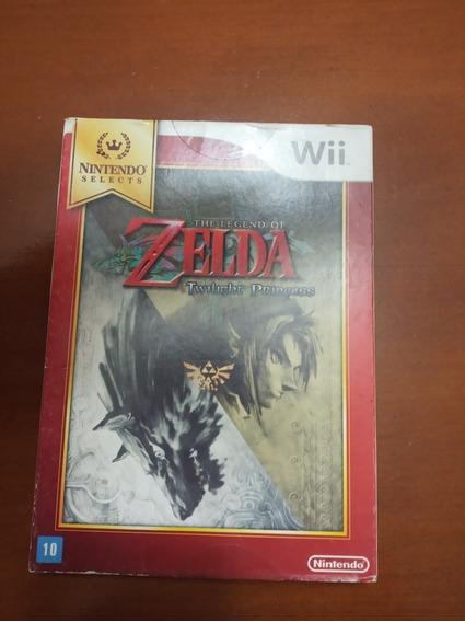 The Legend Of Zelda Twilight Pricess Wii