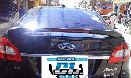 Spoiler Ford Fiesta Con Luz