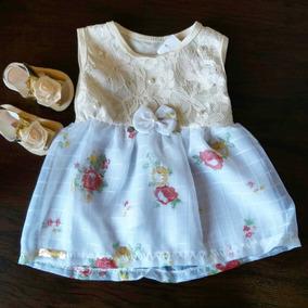 Vestido Infantil Princesa Tamanho Único - Promoção Compre Já