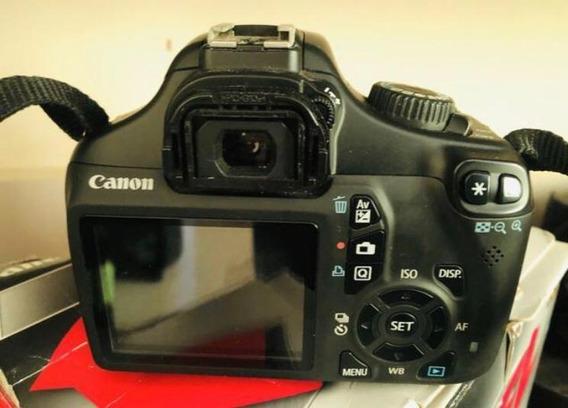 Câmera Dslr Canon T3 Com Defeito